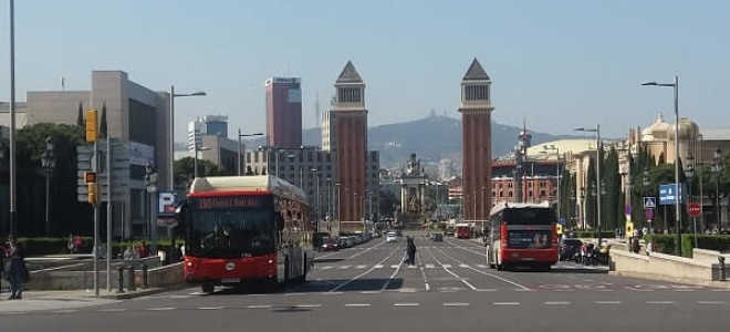 Вождение в Испании