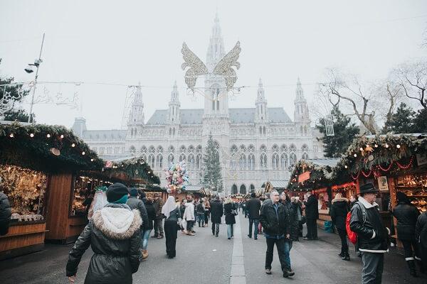 Новогодняя Вена