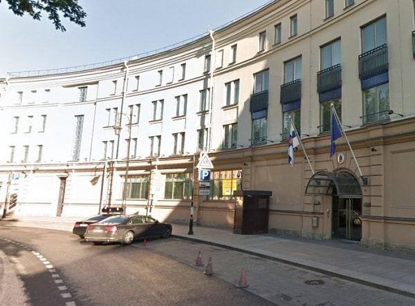 Генконсульство в Санкт-Петербурге