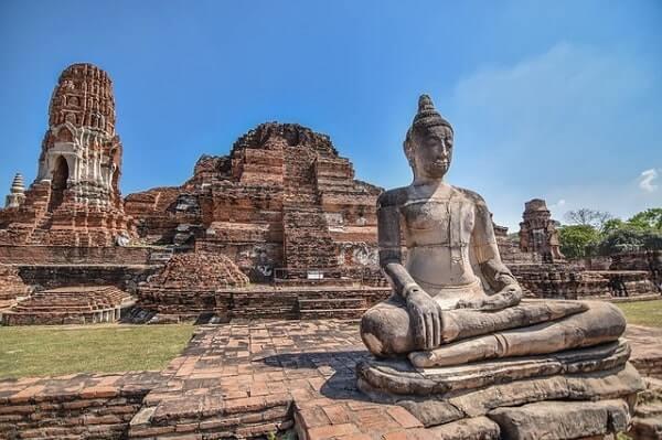 Будда в Бангкоке