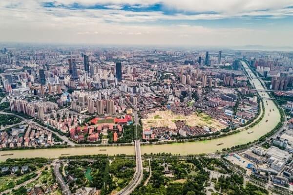 Бангкок - панорамный вид