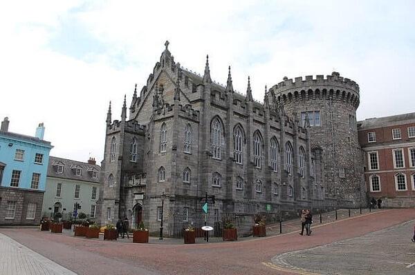 Костел в Дублине