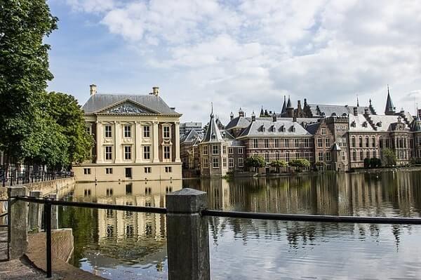 Дворец Бененхоф Гаага