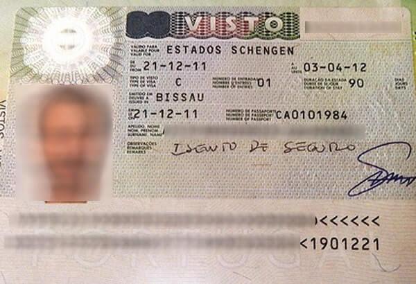 Португальский шенген