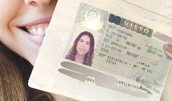 Студенческая виза D