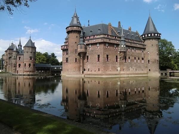 Крепость в Амстердаме