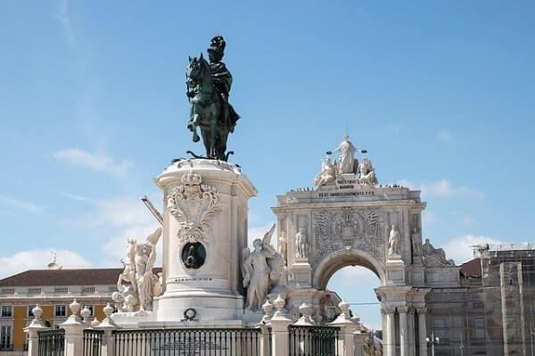 Лиссабон арка