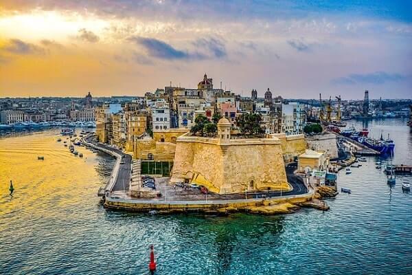 Мальта форт