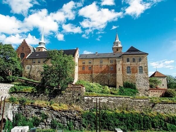 Замок в Осло
