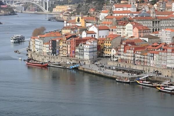 Набережная Порто