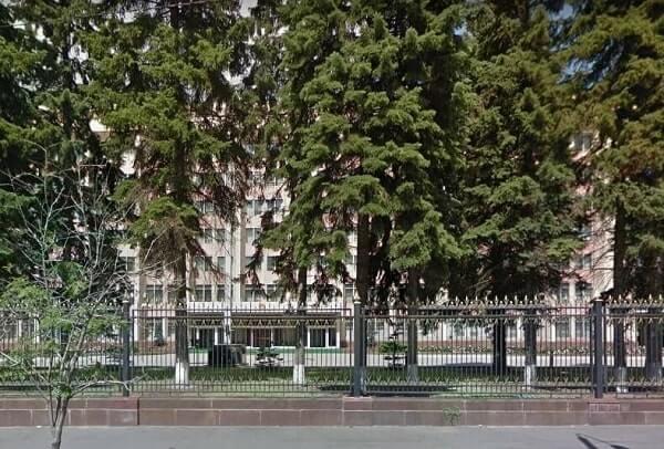 Посольство КНР в Москве