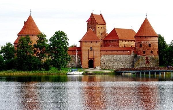 Трикайский замок