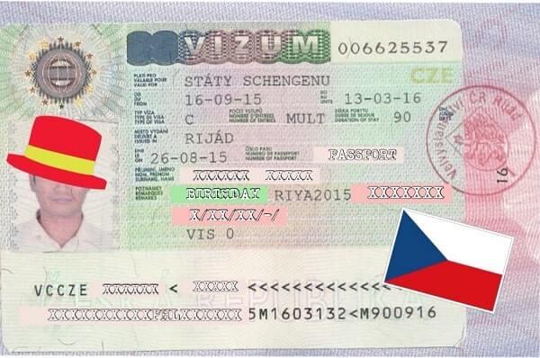 чешский шенген