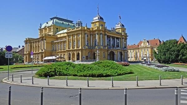 Национальны театр в Загребе