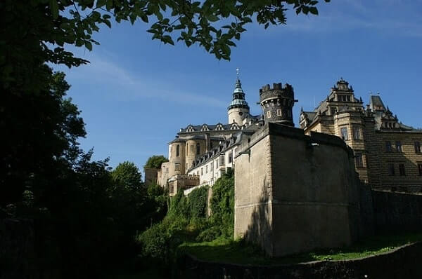 Замок Фриндланд