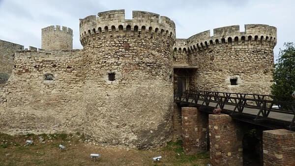 Крепость в Белграде