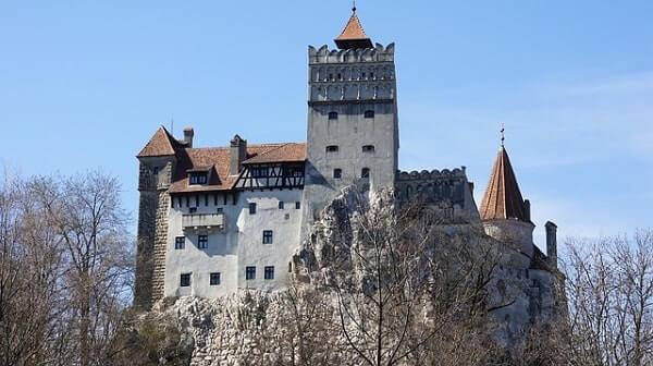 Замок Дракулы Бран