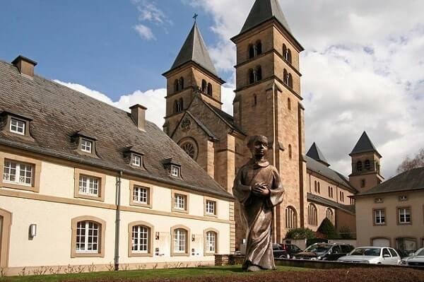 Церковь в Люксембурге