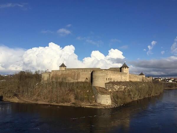 Крепость в Нарве