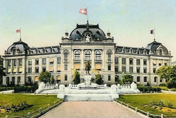 Университет в Берне