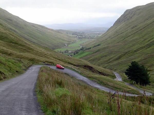 Региональные дороги Ирландии