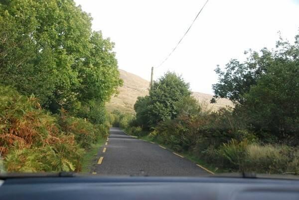 Местные дороги Ирландии