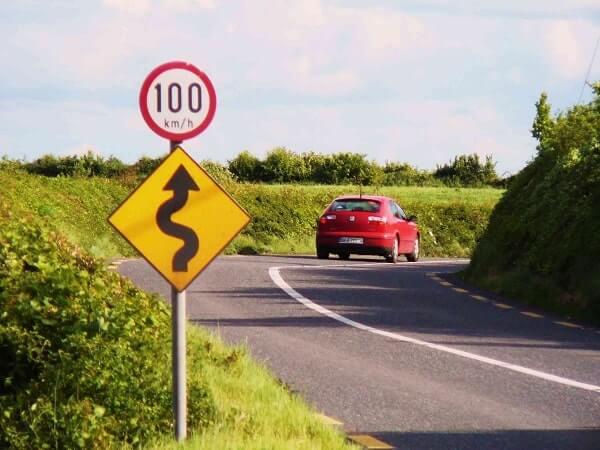 Национальные дороги Ирландии