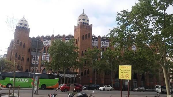 Вождение по городу в Испании