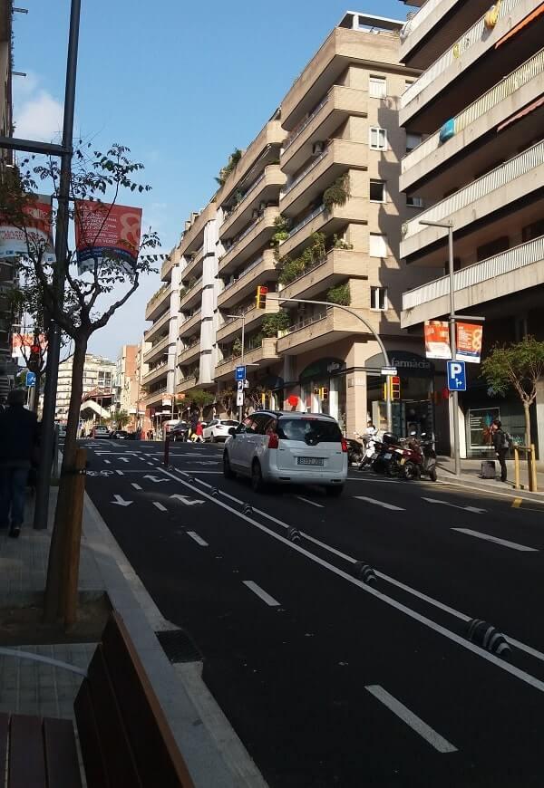 За что штрафуют водителей в Испании