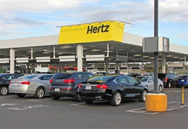 Прокатная компания Hertz