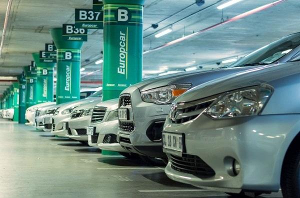 Прокатная компания Europcar