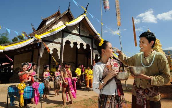 Доброжелательные тайцы