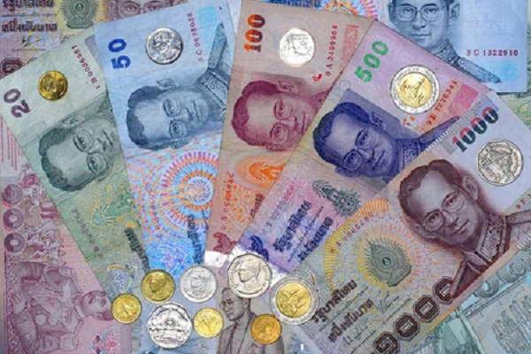 Тайские деньги - бат