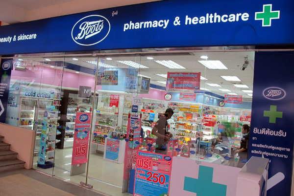 Аптеки в таиланде