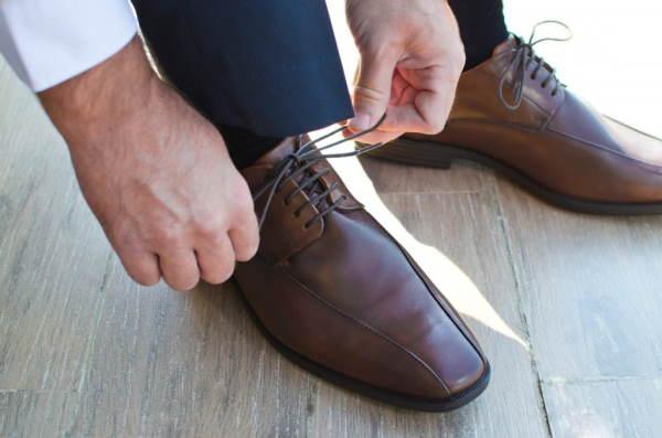 Выходная элитная обувь