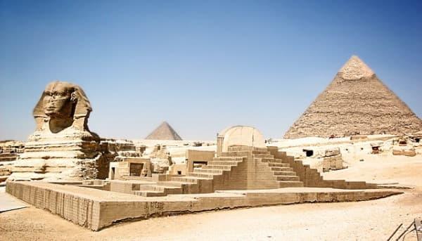Виза в Египет для россиян 2021