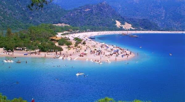 Курорты Турции в январе