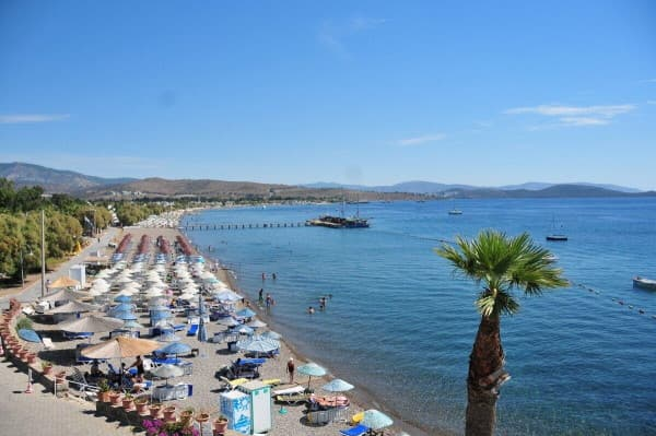 Курортный сезон 2021 в Турции