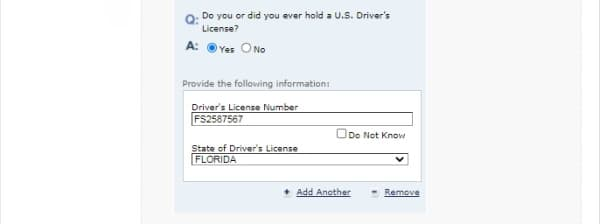 Анкета ds-160 в США-20