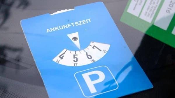 парковочные часы