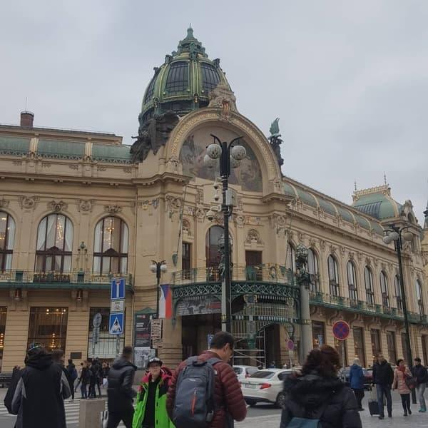 Атмосфера Праги